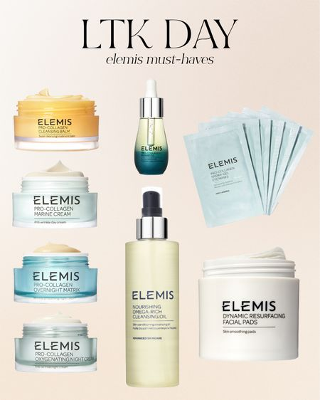 Favorite Elemis products on sale when you shop in the LTK app!  #LTKsalealert #LTKbeauty #LTKSale