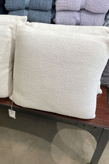 Nordstrom anniversary sale - Barefoot dreams square pillow  So soft  Home decor   @liketoknow.it http://liketk.it/3jYny  #liketkit #LTKhome #LTKunder100 #LTKsalealert