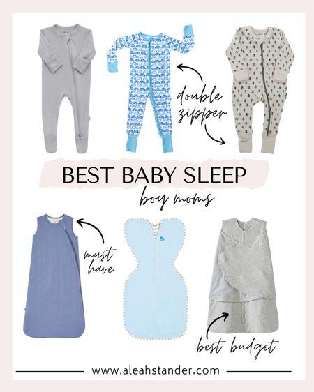 Best baby sleep sacks and pjs. Double zipper baby pjs, baby gifts, baby essentials, new mom gifts, baby boy, boy mom, baby Amazon finds, baby pajamas, baby footies, baby sleep sacks, baby shower gifts, baby swaddles http://liketk.it/3fGd6 #liketkit @liketoknow.it    #LTKunder50 #LTKunder100 #LTKbaby