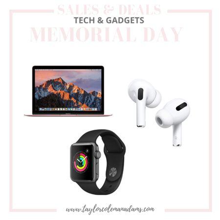 Memorial Day Sales & Deals. Technology. MacBook. AirPods. Apple Watch. http://liketk.it/3grYd #liketkit @liketoknow.it #LTKhome #LTKsalealert #LTKworkwear