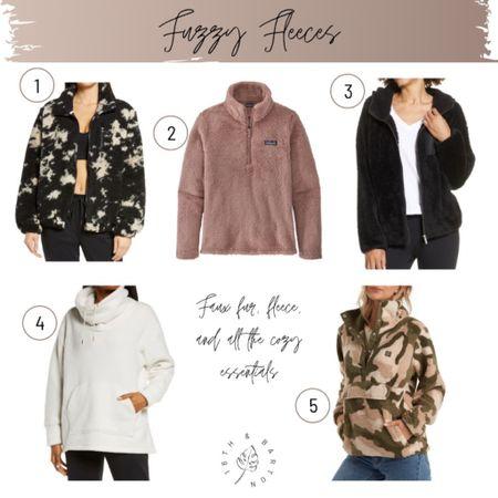 Must-have cozy loungewear from Nordstrom: fuzzy fleece edition   http://liketk.it/2ZJ2c #liketkit @liketoknow.it