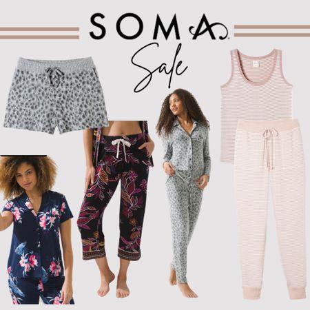 Up to 70% off the semi annual Soma Intimates sale. Love these pjs!    http://liketk.it/3hIXg #LTKunder50 #LTKstyletip #LTKsalealert @liketoknow.it #liketkit