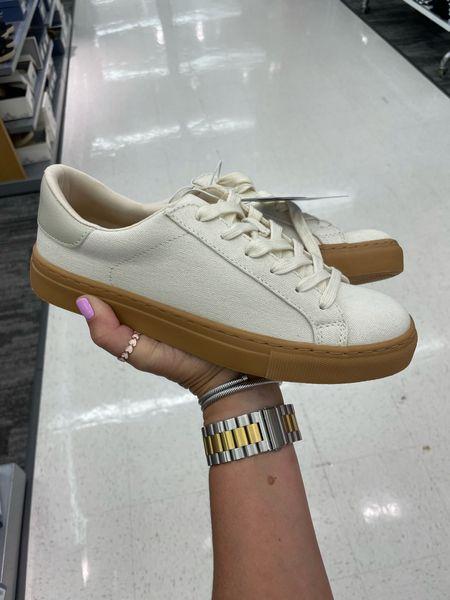 Cute sneakers at Target!   #LTKstyletip #LTKtravel #LTKshoecrush