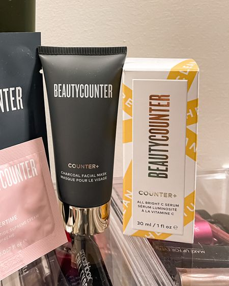 Hi!  These are the two other beautycounter products I love! I've only used them a few times but even my husband likes them.  I'm currently avoiding most skin products because of my skin flares but once things calm down, I can't wait to get back to using these!!!!   http://liketk.it/3gJsd #liketkit @liketoknow.it   #LTKunder50 #LTKunder100 #LTKbeauty   @liketoknow.it.home Follow me on the LIKEtoKNOW.it shopping app to get the product details for this look and others