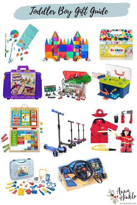 Toddler Boy Gift Guide! Fun toys that will grow with them. http://liketk.it/30uOS  #LTKkids #LTKfamily #LTKsalealert #liketkit @liketoknow.it.family @liketoknow.it