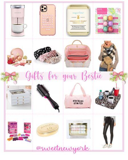 Gift guide for women gifts for your best friend bff http://liketk.it/31x1A @liketoknow.it #liketkit #LTKgiftspo #LTKstyletip #LTKunder100