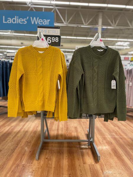 Affordable sweaters!     #LTKunder50 #LTKsalealert #LTKunder100