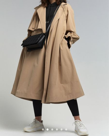 Great transitional pieces from winter to spring. You cannot ever go wrong with a classic trench coat with a twist. H&M is doing great when it comes to keeping with the trends but also keeping it classic. http://liketk.it/39s54 @liketoknow.it #liketkit Shop your screenshot of this pic with the LIKEtoKNOW.it shopping app