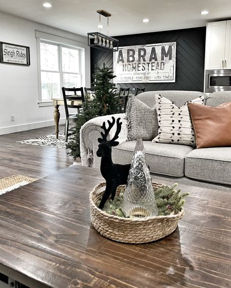 Loving this mini glass Christmas tree! http://liketk.it/32dLr #liketkit @liketoknow.it #LTKhome @liketoknow.it.home Screenshot this pic to get shoppable product details with the LIKEtoKNOW.it shopping app