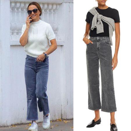 Pippa Middleton wearing J brand jeans and Jimmy Choo Hawaii sneakers plus Lipsy London sweater (ID Middleton Maven) #streetwear #casual #fallfashion   #LTKstyletip
