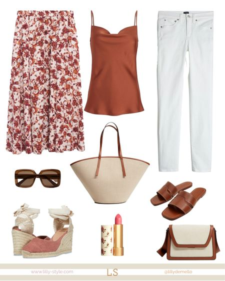 Chic summer outfits   http://liketk.it/3iE2G @liketoknow.it #liketkit #LTKsalealert #LTKshoecrush #LTKstyletip