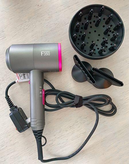 Dyson dupe hair dryer   #LTKbeauty #LTKGiftGuide #LTKunder50