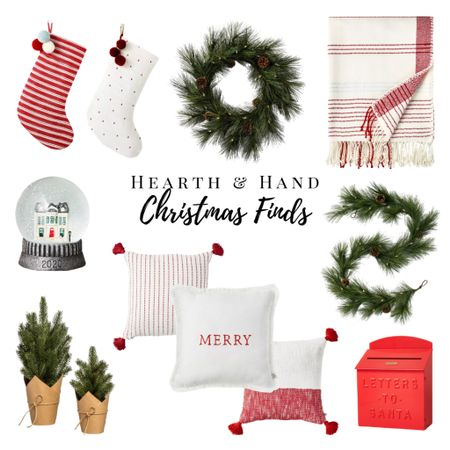 Hearth & Hand finds from @target 🎄 Now is the time to buy your Christmas decor! #liketkit #LTKunder50 #LTKhome #StayHomeWithLTK #Christmasdecor #moodboard #lookbook @liketoknow.it @liketoknow.it.home @liketoknow.it.family Shop my daily looks by following me on the LIKEtoKNOW.it shopping app! ➡️ http://liketk.it/2ZHUd
