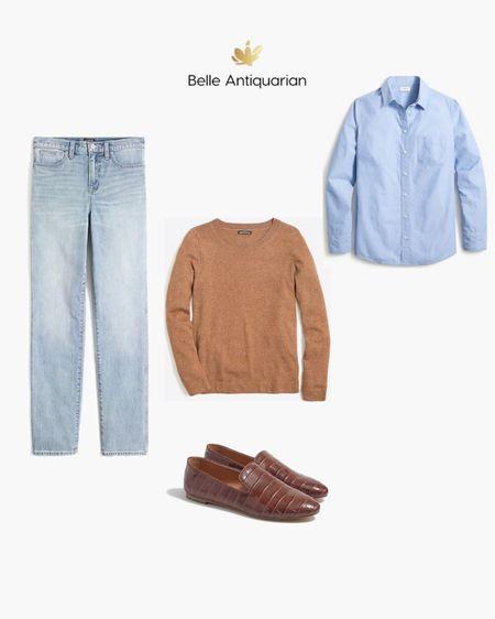 Preppy casual!   #LTKunder100 #LTKstyletip #LTKworkwear