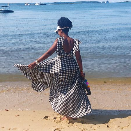 A great beach dress that can go from day to night is a must have.  This dress runs a little large, definitely go down a size.  I'm wearing an XS.  http://liketk.it/3kso9 #liketkit @liketoknow.it