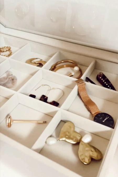 Jewelry cases http://liketk.it/3aKap #liketkit @liketoknow.it #LTKhome #LTKunder50 #LTKSpringSale @liketoknow.it.home