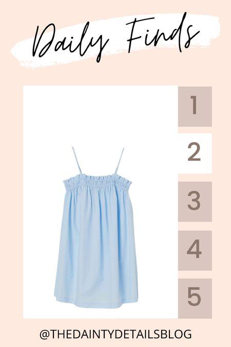 The perfect summer dress!   #LTKstyletip #LTKunder50 #LTKtravel