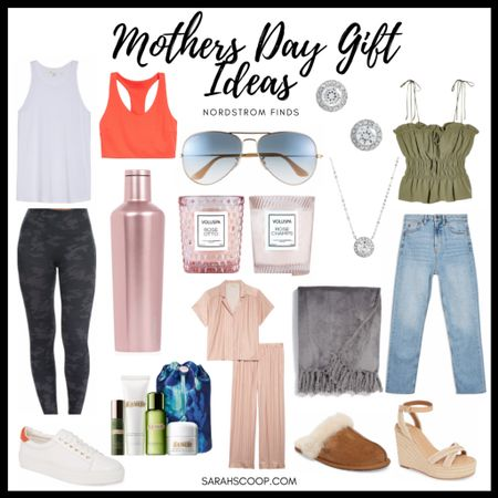 Mother's Day gift ideas from Nordstrom are the best! From active wear to pajama sets to skin care, who wouldn't love these! http://liketk.it/2Nu6q #liketkit @liketoknow.it #LTKfamily #LTKfit #LTKbeauty @liketoknow.it.family @nordstrom @rayban @laMer @ugg