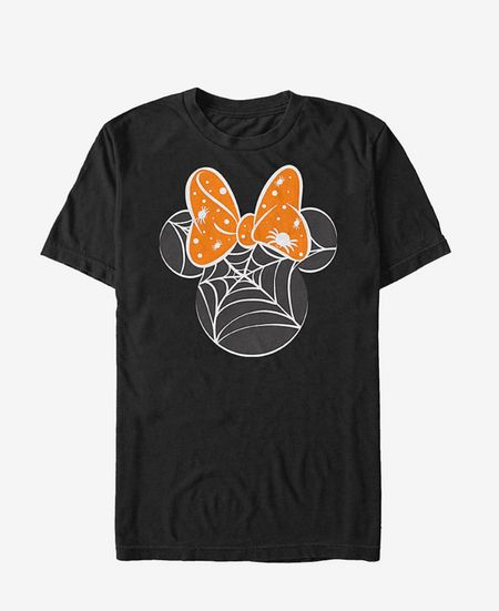 ✨🚨Disney Halloween Minnie Mouse Tee- Under $25🚨✨ | Halloween | Disney | Disney Halloween | Walt Disney World | Disneyland | Disney Halloween Party | Halloween Tee | Graphic Print Tee | Under $50 | Under $100 |   #LTKstyletip #LTKfamily #LTKunder50