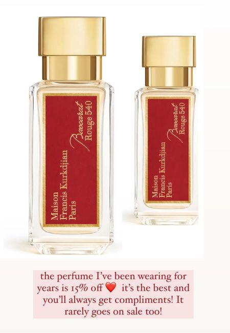 My most worn perfume, it's the best!  #LTKbeauty #LTKsalealert