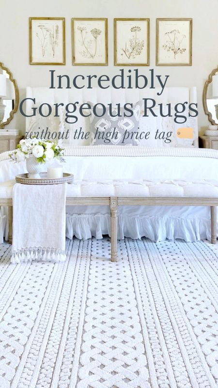 A roundup of some GORGEOUS (yet amazingly affordable) RUGS curated by Erin of MyTexasHouse!! She partnered with Walmart to bring this beautiful collection of rugs, and each rug would work perfectly with just about any decorating style, from French Country to Cottage to Modern homes! 🏡💕  Let me know on Instagram @Rouseinthe_house which is your favorite! 😍  #LTKstyletip #LTKhome