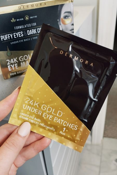 Undereye patches for dark circles found on Amazon in bulk.   #LTKunder50 #LTKstyletip #LTKbeauty
