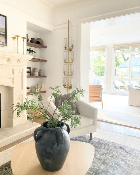 Living room decor http://liketk.it/3jEXD #liketkit @liketoknow.it @liketoknow.it.home #LTKsalealert #LTKunder100 #LTKhome You can instantly shop my looks by following me on the LIKEtoKNOW.it shopping app