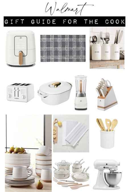 Gift guide for the cook Gift guide for mom Gift guide for her Kitchen decor  Cooking   #LTKhome #LTKHoliday #LTKGiftGuide
