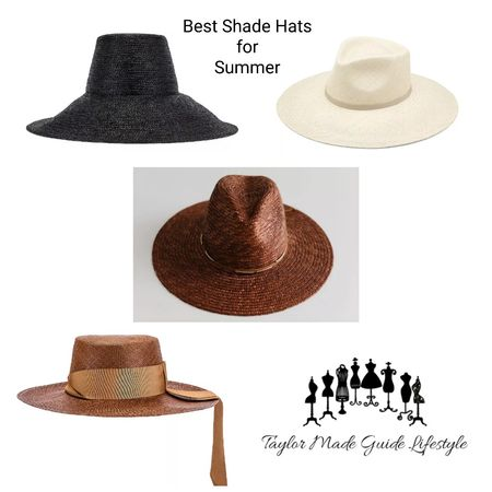 4 Shade Hats I am in love with.    http://liketk.it/3h3XS @liketoknow.it #liketkit #LTKstyletip Download the LIKEtoKNOW.it app to shop this pic via screenshot