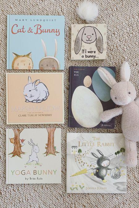 children's bunny books for the Easter basket 🐣🐰 #liketkit @liketoknow.it #LTKunder50 #LTKkids #LTKfamily http://liketk.it/3b3XQ
