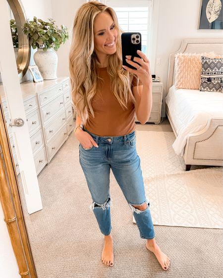 Walmart jeans under $15!! So cute! I have them in 3 colors! I am wearing a size 9 and I'm normally a size 4 or 27 in jeans http://liketk.it/34Kjj #liketkit @liketoknow.it #LTKunder50 #LTKunder100 #LTKsalealert