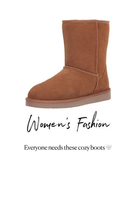 Amazon Fashion. Women's ugg boots   #LTKshoecrush #LTKstyletip #LTKunder50