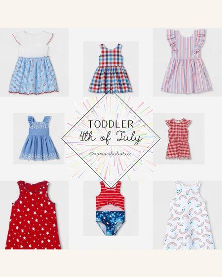 Last minute Target 4th of July toddler girl outfit ideas http://liketk.it/3iL8T @liketoknow.it @liketoknow.it.family #liketkit #LTKbaby #LTKkids #LTKfamily