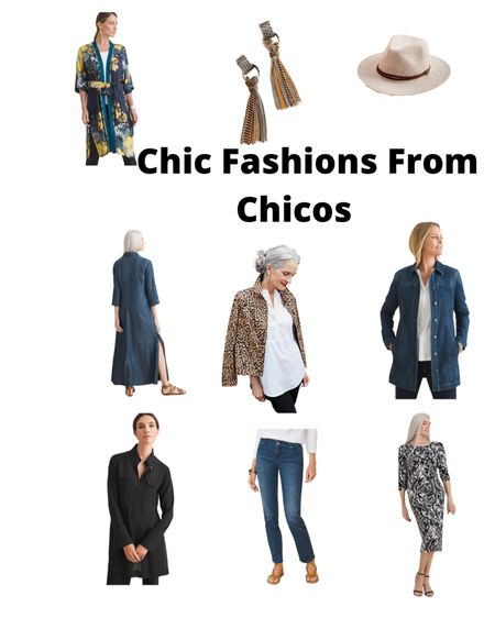 Fill your closet with fashion from Chico's. #LTKfashion  #LTKworkwear