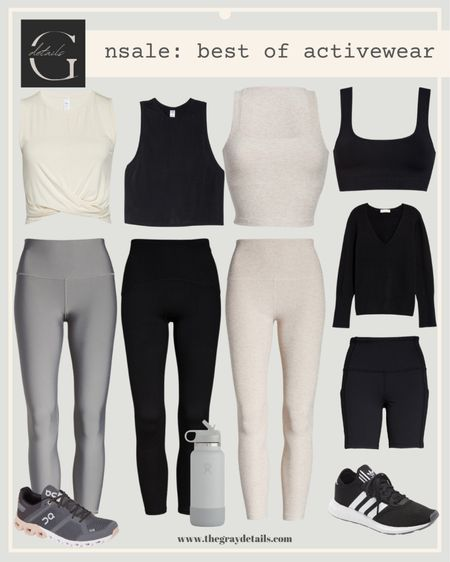 Nordstrom anniversary sale / active wear / alo / beyond yoga   #LTKsalealert #LTKfit #LTKfamily