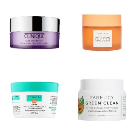 Have you joined the double cleanse movement? These cleansing balms are the first step. Melt away your makeup, then follow up with your regular cleanser. This step takes away all eye makeup gently. Click the link for a bunch of highly rated balms.   #LTKbeauty #LTKunder50