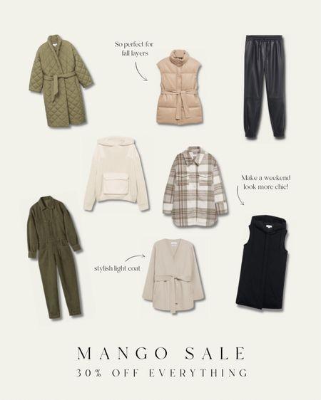 30% off of everything at Mango  #LTKSeasonal #LTKsalealert