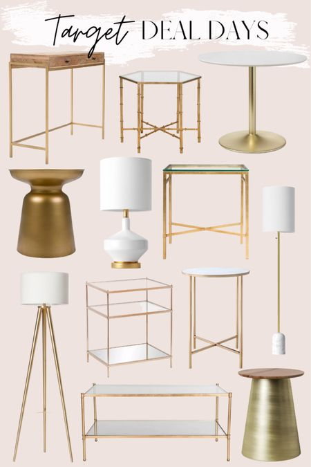 Target Deal Days sale in furniture & lamps http://liketk.it/3i63V @liketoknow.it @liketoknow.it.home #liketkit #LTKhome #LTKsalealert #LTKunder50