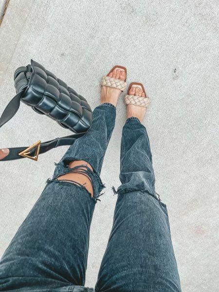 One of my current favorite sandals   #LTKshoecrush