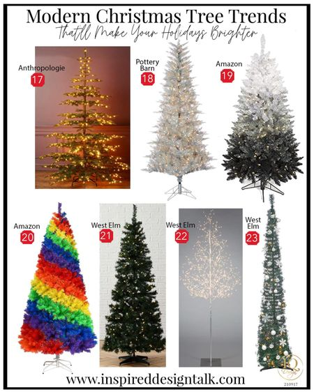 Guess what time it is! That's right the holiday season is 3 months away! Time to start thinking Christmas tree updates. If you are looking for modern Christmas tree decor I've got you covered.   Living room decor, holidays, gift giving, seasonal, home decor, living room inspiration.   Follow me on the LIKEtoKNOW.it app for modern furniture and home decor ideas.   #LTKSeasonal #LTKGiftGuide #LTKHoliday