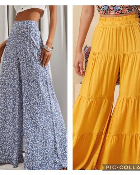 Anyone who knows me knows that I am incredibly obsessed with wide leg pants, I found these and I am so excited to receive them!!!   Shop your screenshot of this pic with the LIKEtoKNOW.it shopping app http://liketk.it/3dCRh #liketkit @liketoknow.it