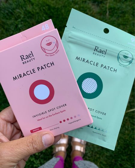I use and LOVE these patches. Grab them while they are on sale.   Skincare : Skincare Routine : Rael : Amazon : Beauty   #LTKsalealert #LTKbeauty #liketkit @liketoknow.it http://liketk.it/3gAb8