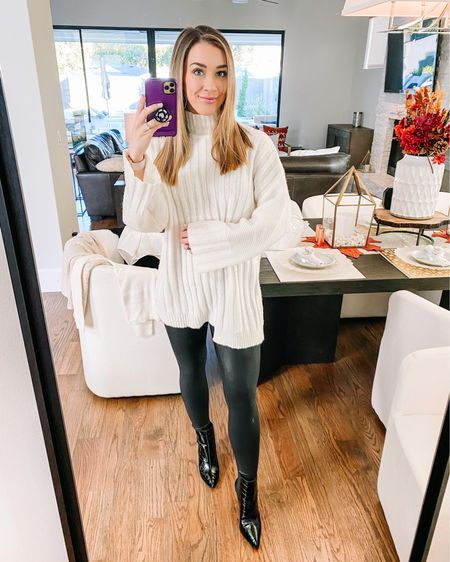 🚨 Sale Alert 🚨 one of my favorite affordable fashion retailers is 40%-50% off everything!  This oversized sweater is on sale for $54 today, and it's a great piece to throw over your favorite pair of leggings on the days you can't decide what to wear. Or on the days you don't feel like wearing pants 🤷🏼♀️ #IYKYK  Every girl deserves a few new sweaters each holiday season, and my favorite place to stock up on trendy new staples is Express!  TBH, Express has been my go-to store since high school (I used to stock up on their Black Friday sale), and I still love their clothes!   Shop this sweater + several other sweaters I recently purchased by following me on the @liketoknow.it app 💗  Tell me - what is your favorite store to find affordable - but also quality - sweaters?   http://liketk.it/30T0H #liketkit #StayHomeWithLTK #LTKsalealert #LTKunder100 Download the LIKEtoKNOW.it shopping app to shop this pic via screenshot @thecandidmillennial