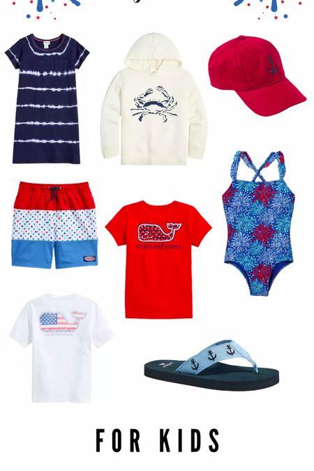 4th of July Style for Kids🎆🎉 http://liketk.it/3hBm8 #liketkit @liketoknow.it #LTKkids #LTKfamily #LTKunder50