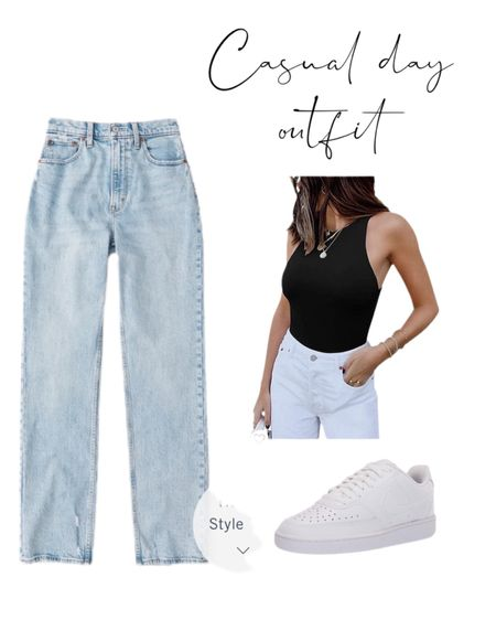 Outfit I wore on my stories , the jeans that changed my life 🤍  🤎Follow for all the Mid Size Outfit Inspo and let's empower each other ✨ 🤎 Shop my daily looks by following me on the LIKEtoKNOW.it shopping app  🤎 Links are in Bio!  . . . #outfitoftheday #outfitinspiration #outfits #outfitinspo #outfitideas #outfitideas4you #midsizestyle #midsizefashion #midsize #casualoutfit #favoritejeans #bestjeans #midsizegals #midsizegirl #midsizeootd #womenofcolor #womenempowerment #womenlifstyle #womensfashion #latina #latinablogger #latinastyle   #LTKshoecrush #LTKfit #LTKcurves