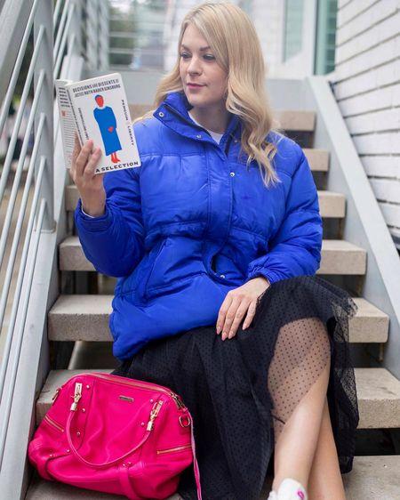 Puffer jacket, RBG, books. Amazon fashion @liketoknow.it http://liketk.it/3eCi0 #liketkit #LTKunder100 #LTKunder50 #LTKstyletip