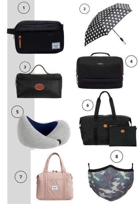 Travel accessories for your next big trip.   #LTKunder50 #LTKsalealert #LTKtravel