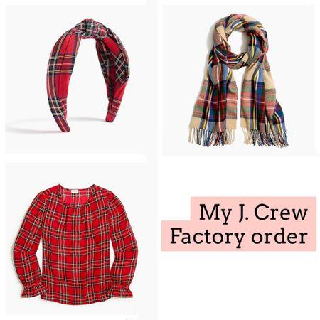 Holiday style. J crew factory   #LTKSeasonal #LTKHoliday #LTKsalealert