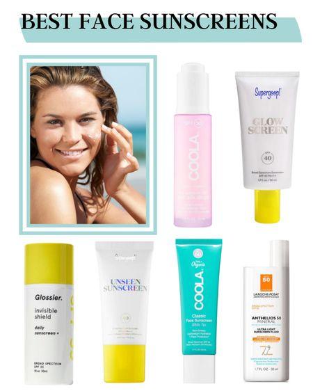 Face Sunscreens You'll Actually Want To Wear #liketkit http://liketk.it/3ftCN @liketoknow.it #LTKbeauty