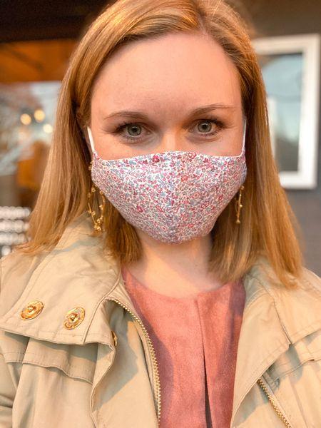 The cutest Liberty London mask for spring! Just $10!   #LTKSeasonal #LTKunder50 #LTKstyletip
